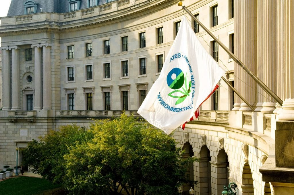 The Environmental Protection Agency HQ