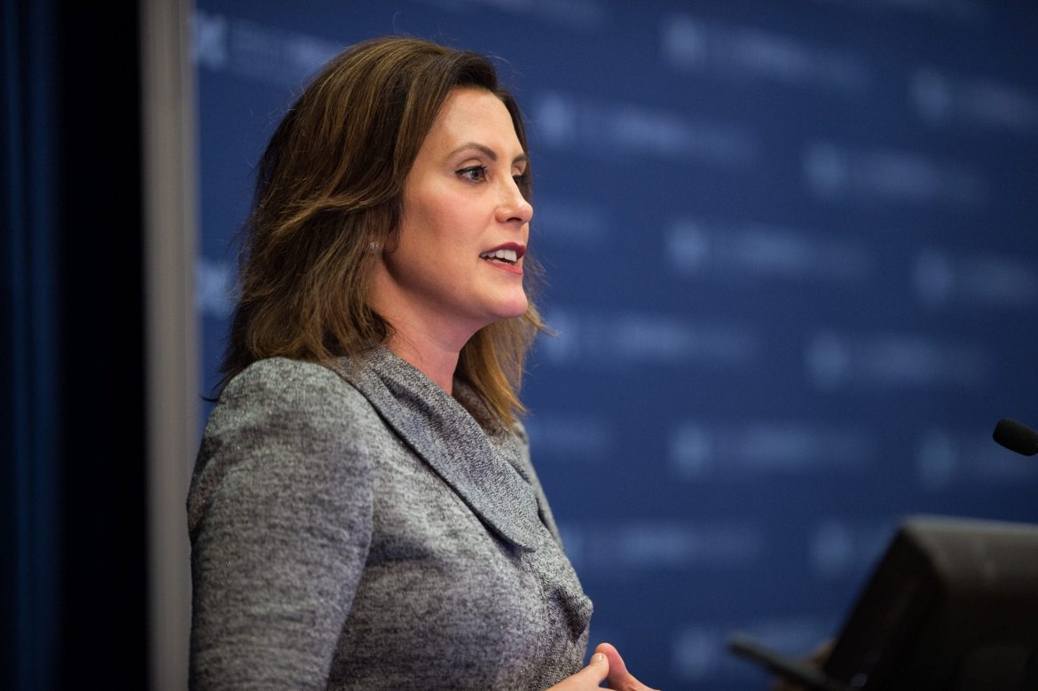 Gov.-elect Gretchen Whitmer (D-Mich.) (Photo: Gerald R. Ford School of Public Policy, University of Michigan)